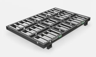 Весовая платформа для контейнеров