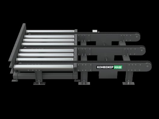 Отводящий модуль для цепного конвейера